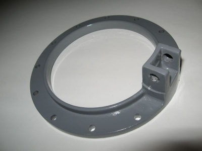 Guzzler Aluminum Clamp Ring